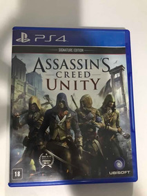 Assassins Creed Unity Jogo Ps4