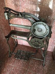 Antiga Máquina Costura Conserto Sapato Patente Rarissima