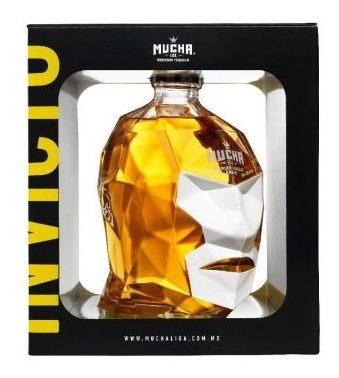 Tequila Mucha Liga Añejo 750ml