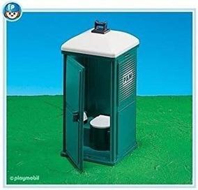 Playmobil 7867 Banheiro Quimico Wc Brinquedo