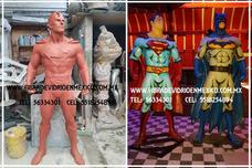 Trabajos En Fibra De Vidrio, Esculturas, Cascos De Daft Punk