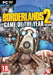 Borderlands 2 Goty Pc - 100% Original (steam Key)