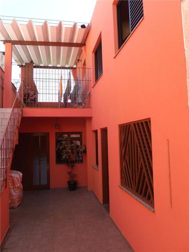 Sobrado  Residencial À Venda, Vila Prudente, São Paulo. - So0050