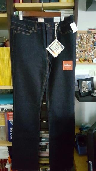 Pantalon Dockers Tall8 Jeans Y Tela Corte Capri 30 Verd