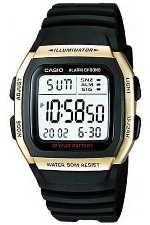 Relógio Casio Vintage W-96h-9avdf