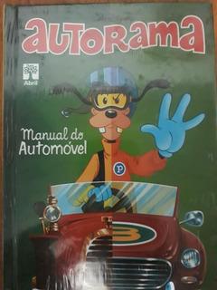 Hq Pateta - Autorama Manual Do Automóvel R$ 22,90