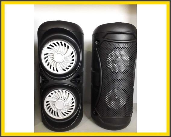 Caixa De Som A1-57 Avision Bluetooh Karaoke Rádio Aux Super