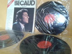 Gilbert Becaud - Caixa Com 3 Discos