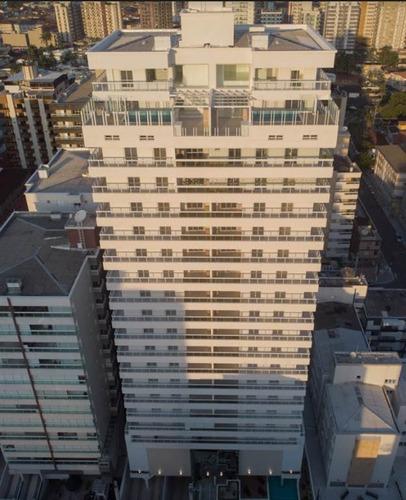 Apartamento, 4 Dorms Com 283.46 M² - Forte - Praia Grande - Ref.: Gf64 - Gf64