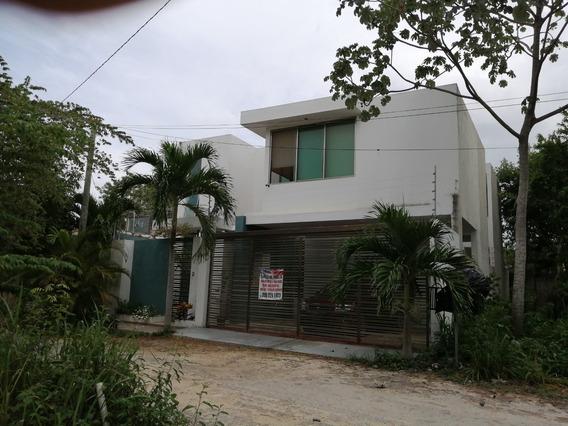 Hermosa Casa En La Mejor Zona De Cancun