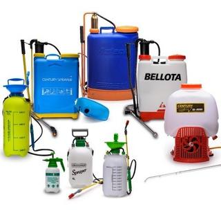 Fumigadora Bomba Agricultura Manual Eléctrica