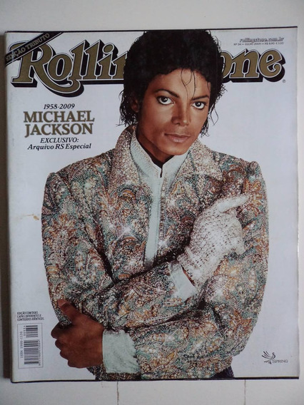 Revista Rolling Stone N 34 - Julho De 2009