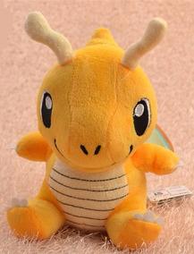 Pokemon Dragonite 16cm Ash Pikachu Go Pronta Entrega