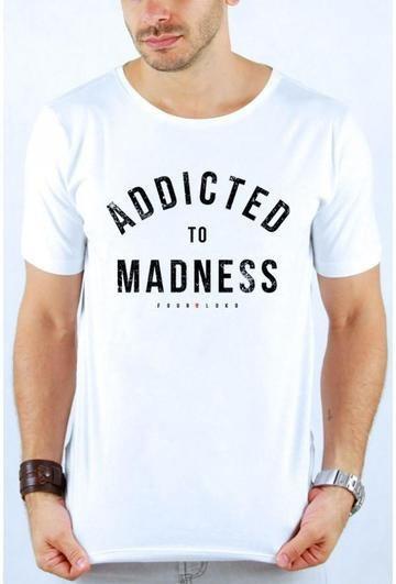 Camiseta Madness Four Loko