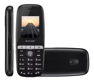 Celular Simples Barato Multilaser Up Play Dual Chip Mp3