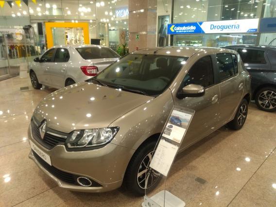 Renault Sandero Intens At Ulc Modelo 2020