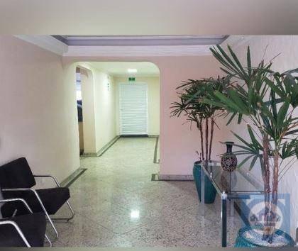 Apartamento Com 2 Dormitórios Para Alugar, 85 M² Por R$ 2.700,00/mês - Ponta Da Praia - Santos/sp - Ap4459