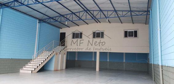 Galpão Com 1 Dorm, Jardim Kanebo, Pirassununga - R$ 600 Mil, Cod: 10131620 - V10131620