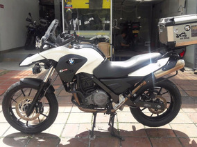 Bmw G650gs 2015 Con Top Case