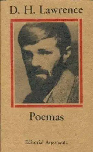 Poemas- D.h. Lawrence - Argonauta - Lu Reads