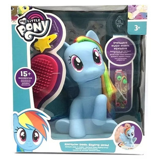 My Little Pony Pequeño Pony Rainbow Dash