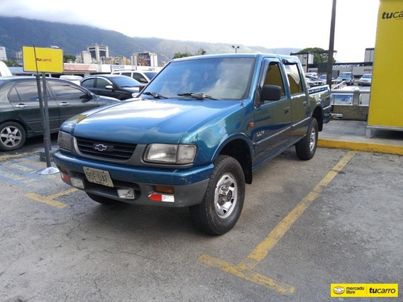 Chevrolet Luv Dbl-sincrónica