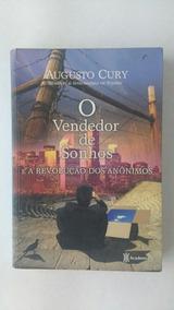 Livro O Vendedor De Sonhos Augusto Cury Frete Grátis