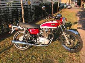 Yamaha 650 Xs 2 Tx 650 1972