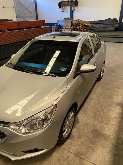 Chevrolet Aveo 1.6 Ltz Bolsas De Aire Y Abs Nuevo At 2019