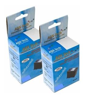 Cartuchos Alternativo 60 Xl Combo Negro Y Color 4480 D110 +