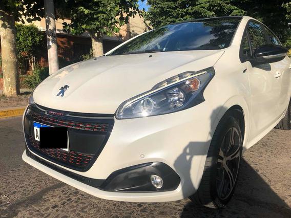 Peugeot 208 1.6 Gt Thp 2016