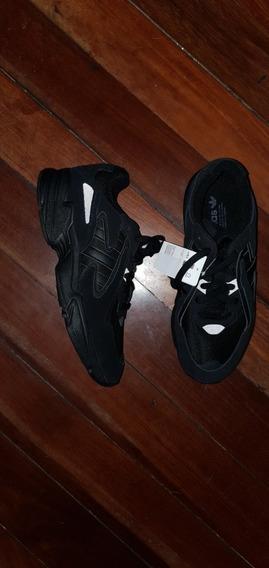 adidas Young 96 Triple Black