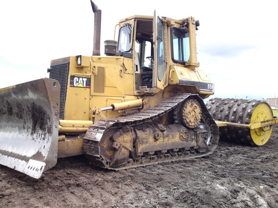Bulldocer Caterpillar D5h