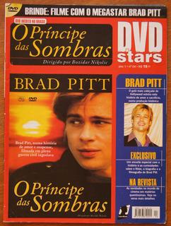 Revista Dvd Stars Nº 4 Brad Pitt