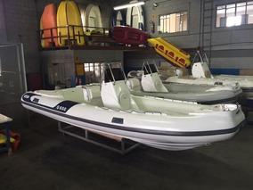 Bote G600 Casco 0km - Infláveis Zefir - Marina Atlântica
