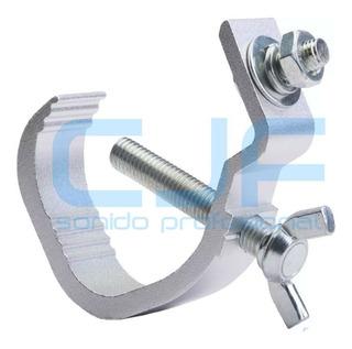 20 Morsa Clamp D Aluminio Pre15 P Caño 30 A 60mm Luces Cjf