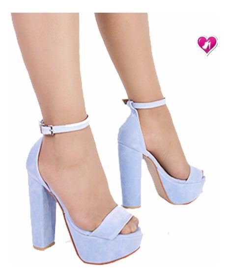 Sandalia Mujer Verano 2018 Modelo Ricci Skin De Shoes Bayres