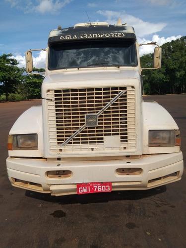 Imagem 1 de 10 de Volvo Nl 12 360 6x2 Trucado Gold 1998 Unico Dono R$ 100.000.