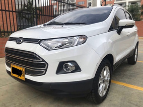 Ford Ecosport Titanium At 2000 Cc 4x2