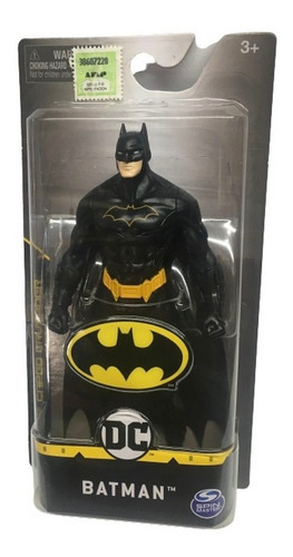 Batman Figura Articulada 15cm Pers Surtidos Ar1 67803 Ellobo