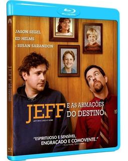 Blu Ray Jeff E As Armaçoes Do Destino Novo Lacrado , D-vend