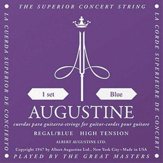 Encordamento Augustine Nylon Regal Blue Hiigh Tension