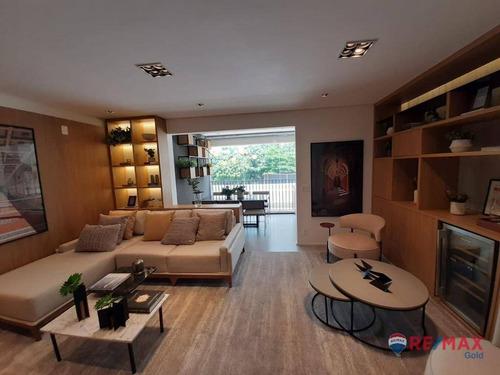 Imagem 1 de 27 de Apartamento Com 3 Dormitórios À Venda, 114 M² Por R$ 1.240.000,00 - Vila Hamburguesa - São Paulo/sp - Ap34313