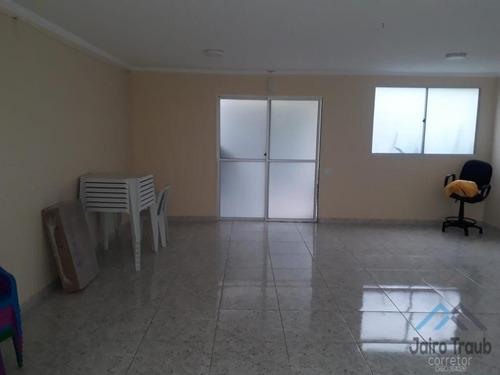 Apartamento  Com 2 Dormitório(s) Localizado(a) No Bairro Jardim São Luís Em São Paulo / São Paulo  - 17255:924653