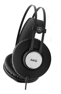 Auricular Akg K72 Cerrado Profesional De Estudio Dj 101db