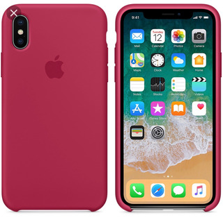 Forro Case iPhone Xsmax Silicon