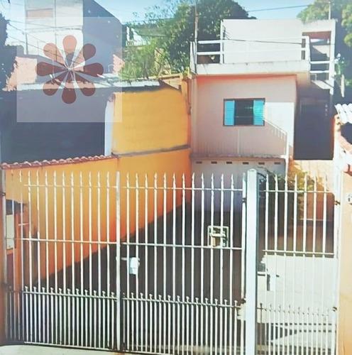 Imagem 1 de 14 de Casa Térrea Em Parque Boturussu  -  São Paulo - 5671