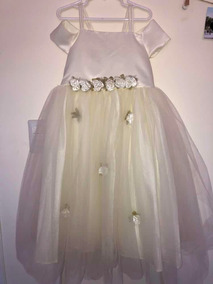 Vestido Elegante De Niña
