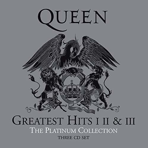 Cd  Queen Platinum Collection  Boxset 3 Cd Importados De Usa