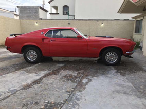 Ford Mustang 69 Fast Back